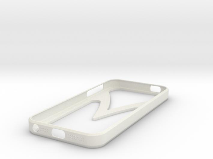 iPhone 5 case MV 3d printed