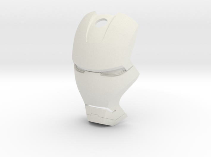 IronKey 3d printed