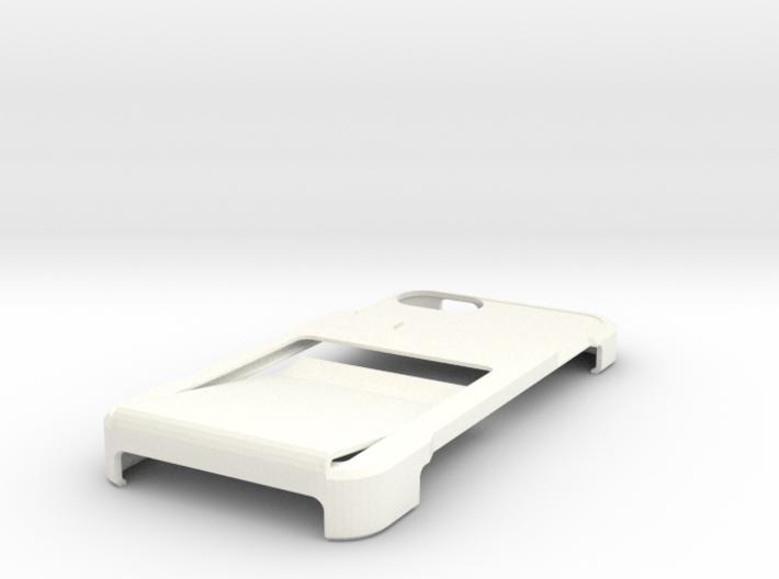 minsleekcase iphone 5 wallet case w/ money clip 3d printed