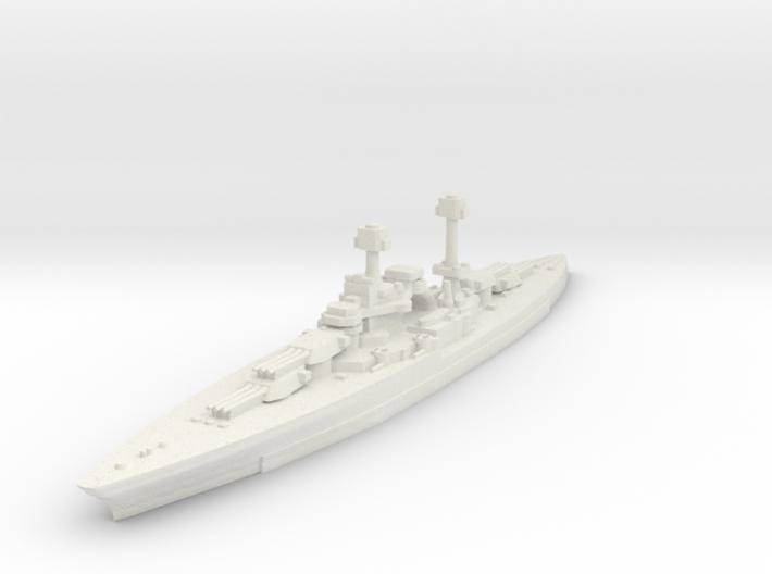 South Dakota Class (BB-49) 1:2400 x1 3d printed
