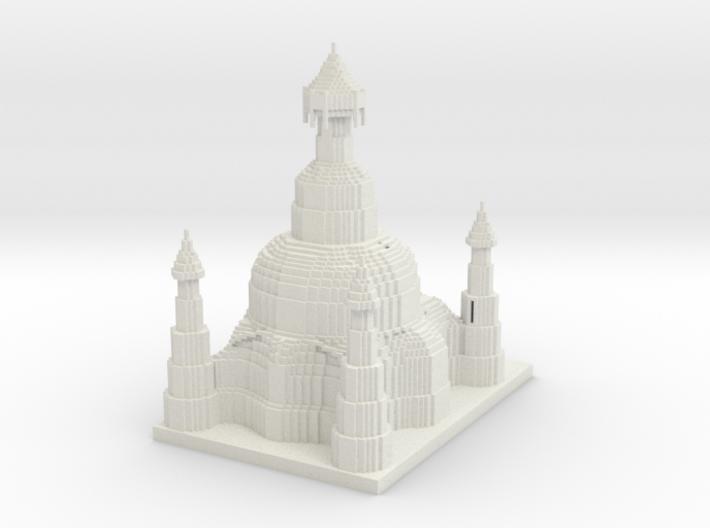 palace (smal) 3d printed