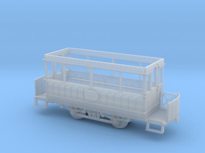 Giant's Causeway tram 2 static 3d printed