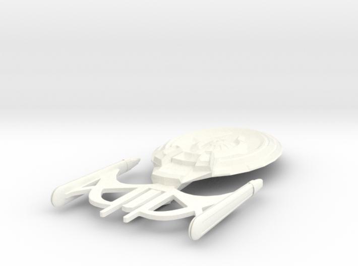 USS Surek 3d printed