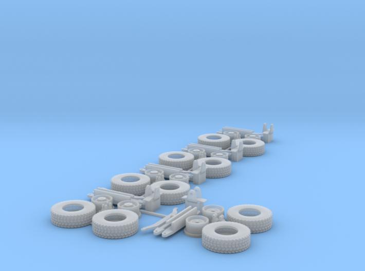 ATF-Wheelset 3d printed