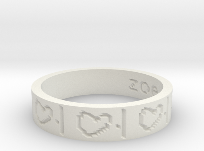 by kelecrea, engraved: zoe 3d printed
