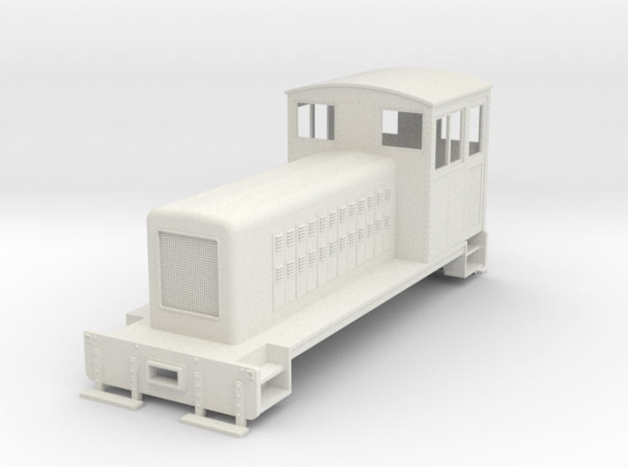 1:35n2 switcher conversion body 3d printed