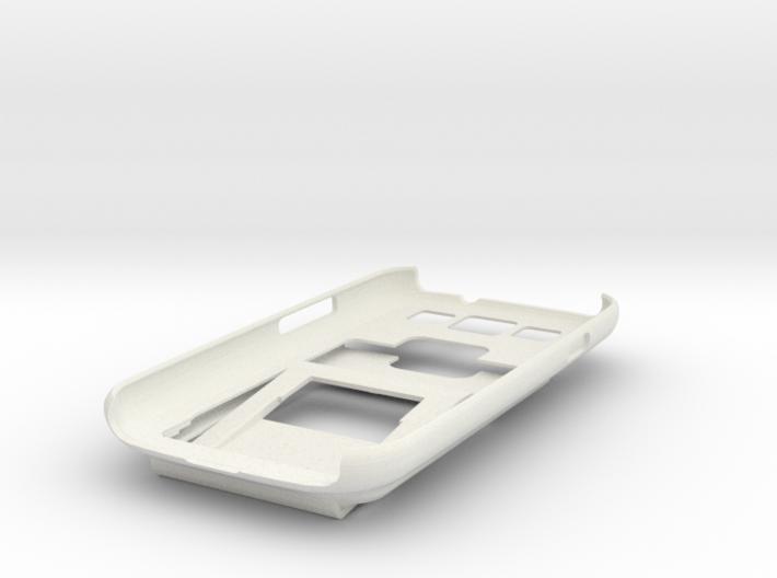 Galaxy S3 Case w/ card holder, Money Clip, n opene 3d printed
