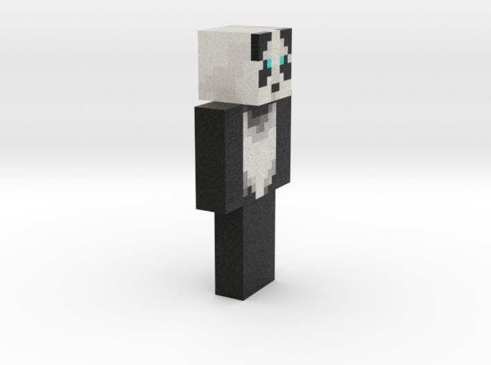 6cm | panda_pe 3d printed