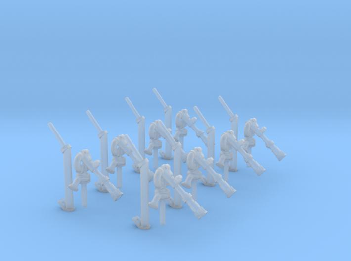 Wenderohr Magirus (repariert) stl 3d printed