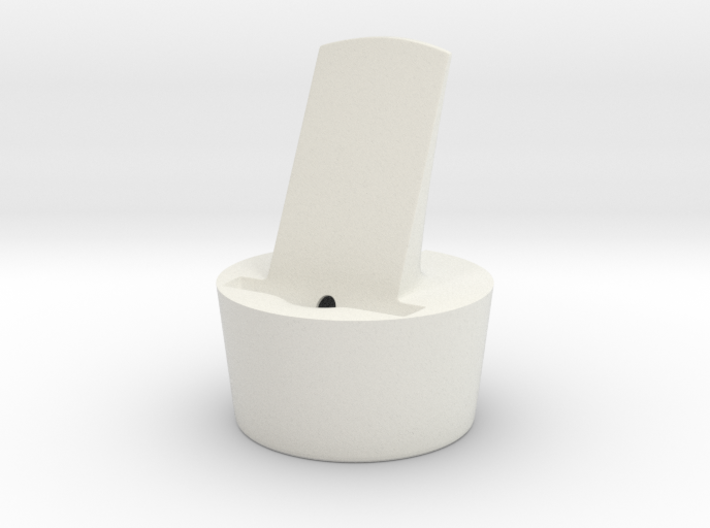 iPhone5 Cup Holder Dock - cable needs to be glued 3d printed