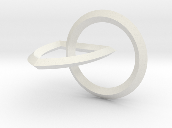 Interlocking Seals — Medium 3d printed