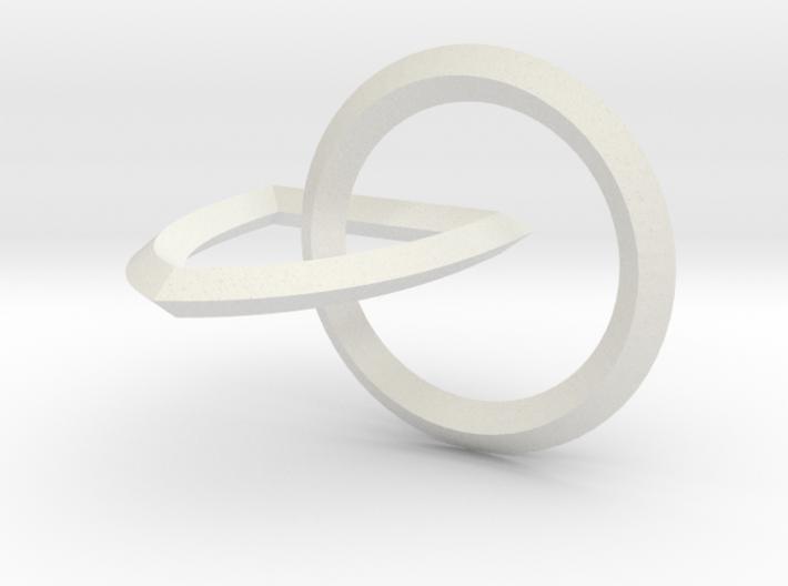 Interlocking Seals — Large 3d printed