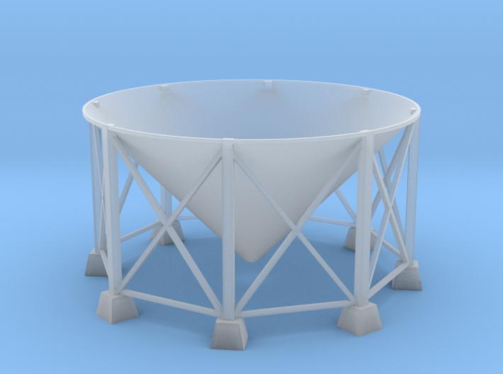 Elevated Base For Rix Bins 3d printed