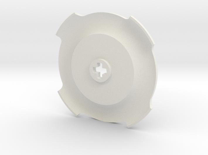 U406 Rimcover Small 3d printed