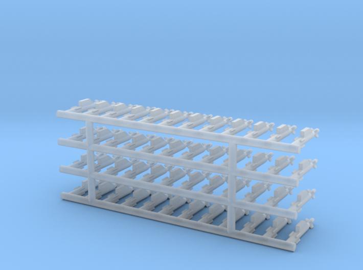 1/700 GBU-27 Paveway III (x48) 3d printed