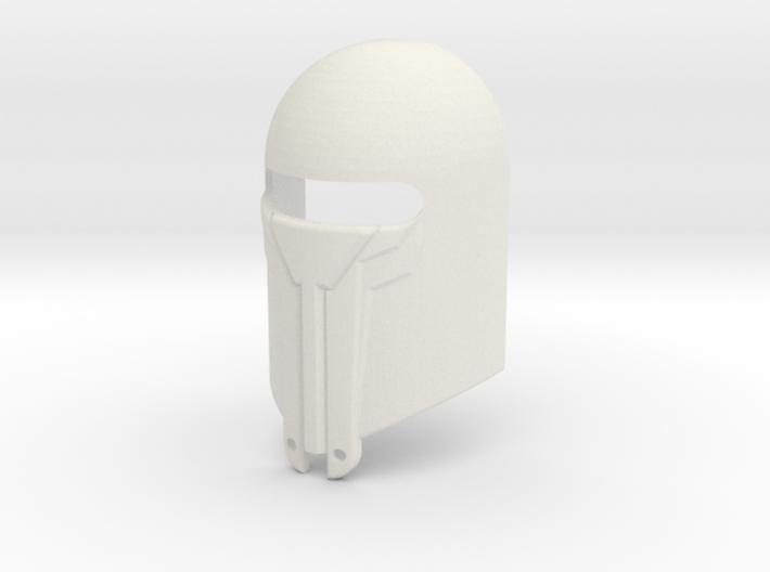 RevanMaskPrototype2 3d printed