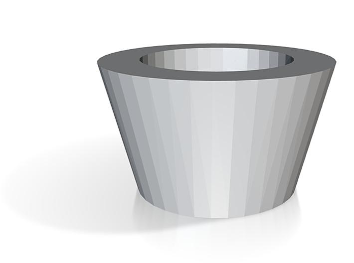 Circular Barrel Shim 3d printed