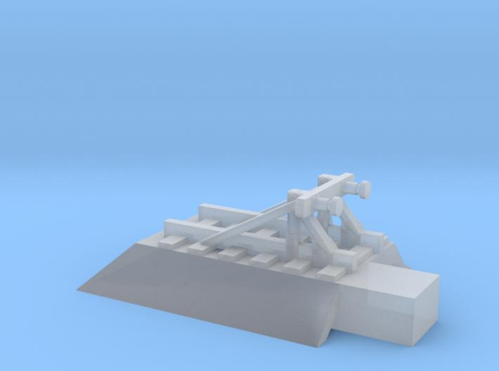 T-Gauge - Buffer Stop 3d printed