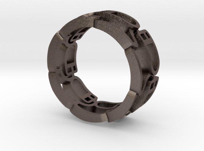 Mousring 3d printed