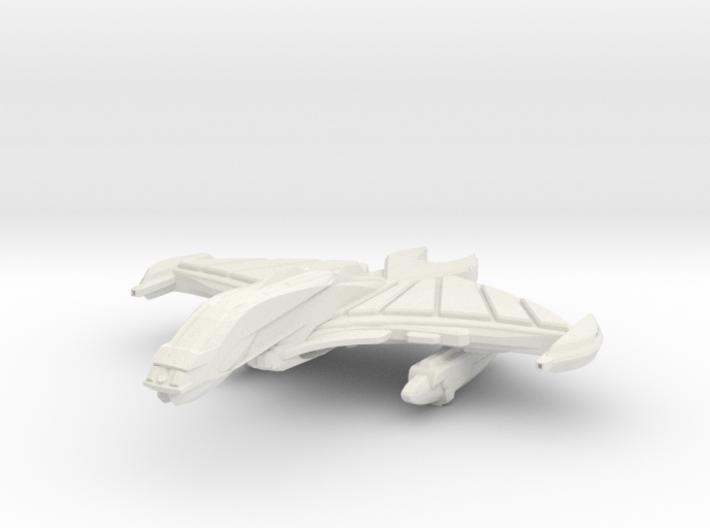 BloodBird Class Destroyer 3d printed