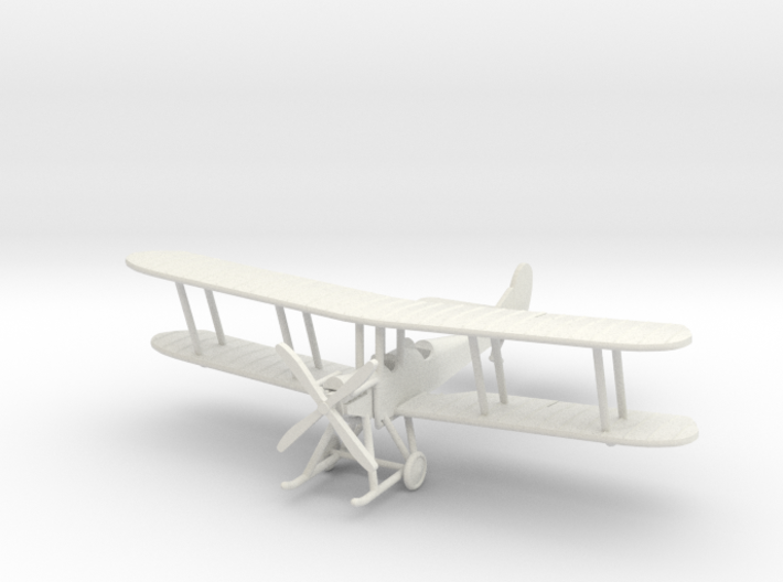 "RAF B.E.2c ""Early"" 1:144th Scale 3d printed"