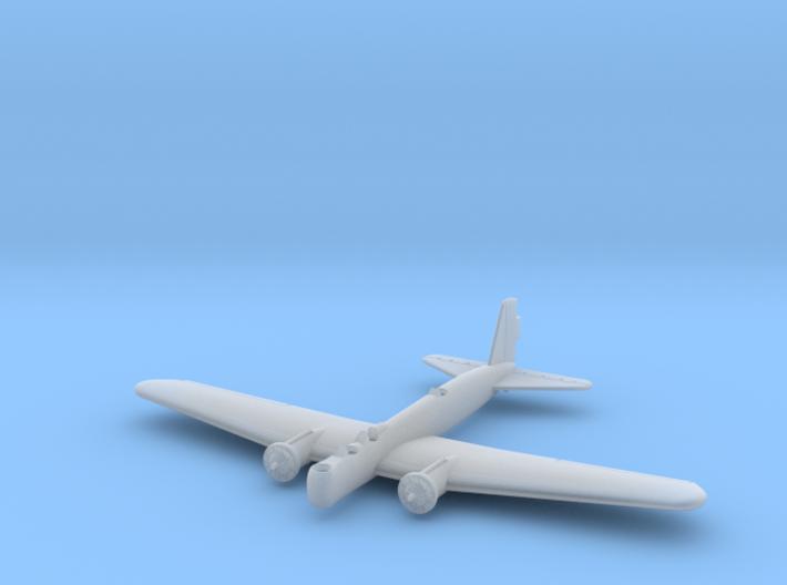 1/285 Boeing B-9 3d printed