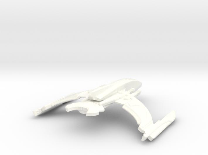 Turaka Class Romulan Transport 3d printed