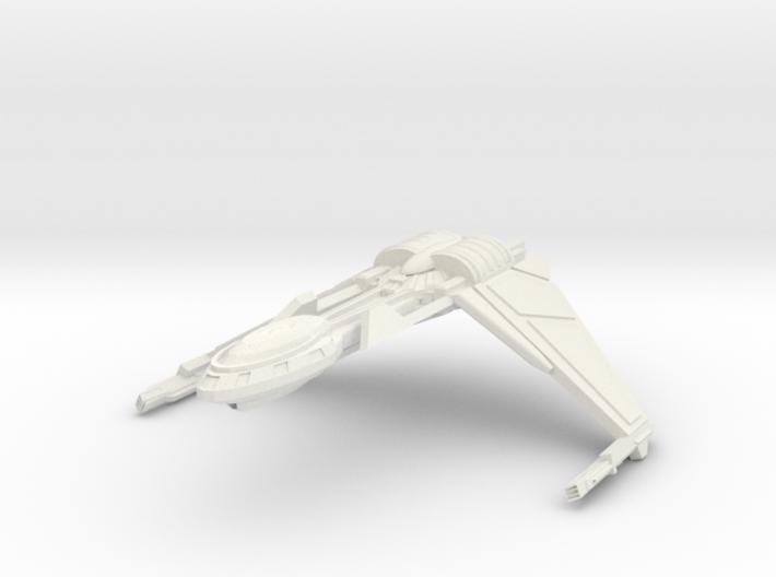 Bird Of Pray Class Cruiser Wings Down 3d printed