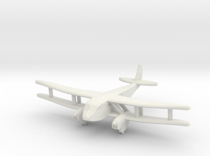 1/200 DH89 Dragon Rapide 3d printed