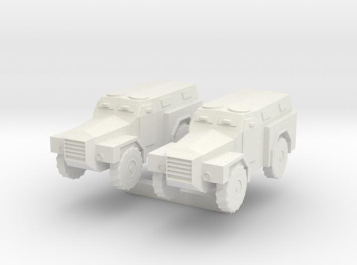 1/200 Humber Pig  x 2 3d printed