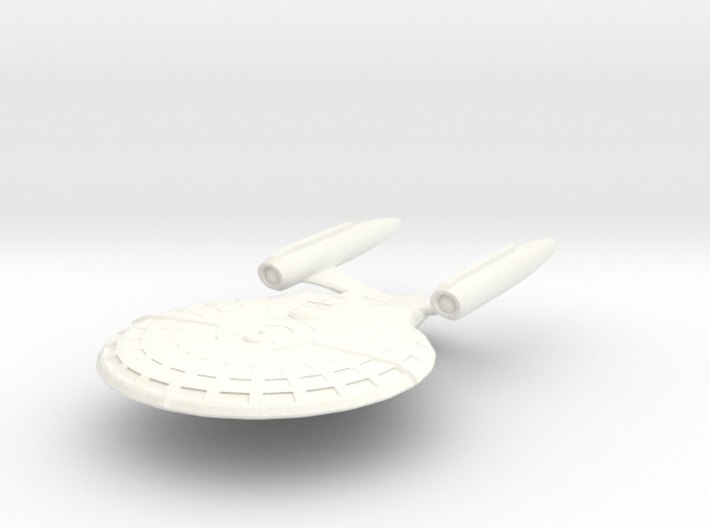 USS Liberty 3d printed
