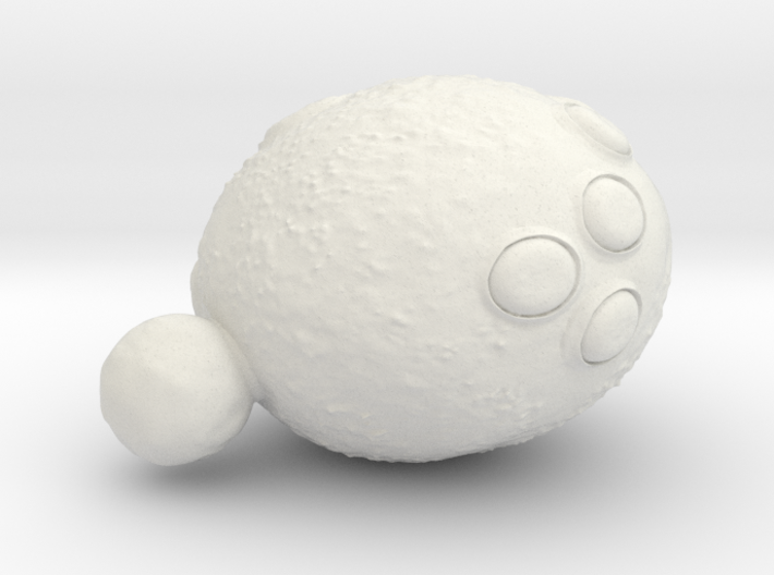 Old Mother Yeast (SWF) 3d printed