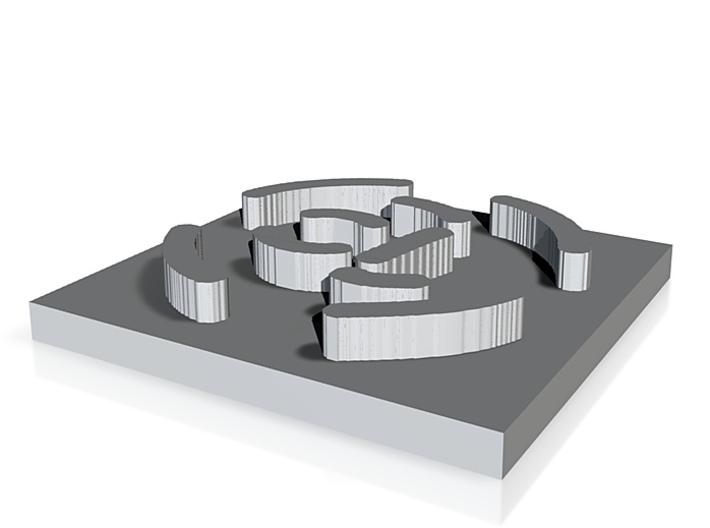 logoA 3d printed
