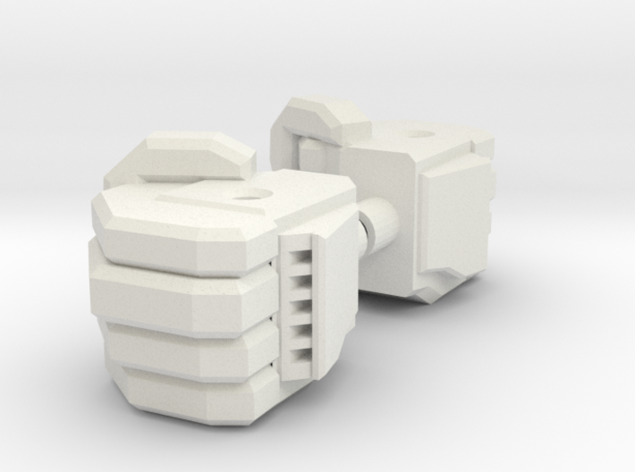Kreon Combiner Fist 3d printed