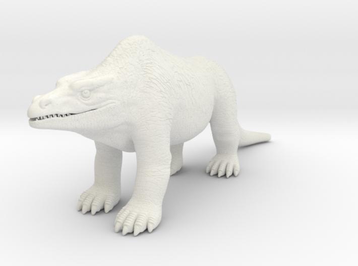 Megalosaurus retro 1/72 3d printed