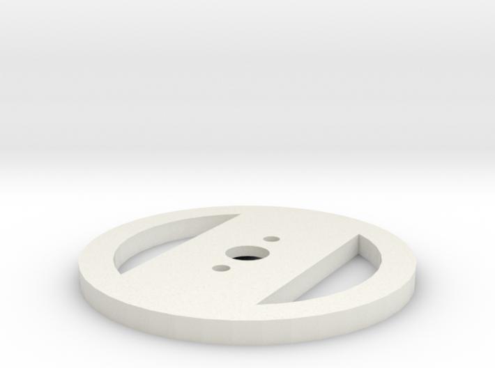 Motorhalterung - Version 3 3d printed