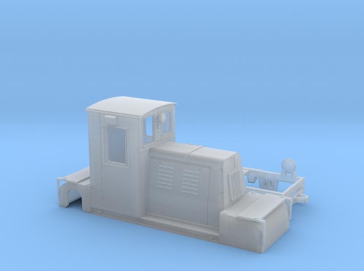 GEBUS Typ DDL52 Spur 1f 1:32 3d printed