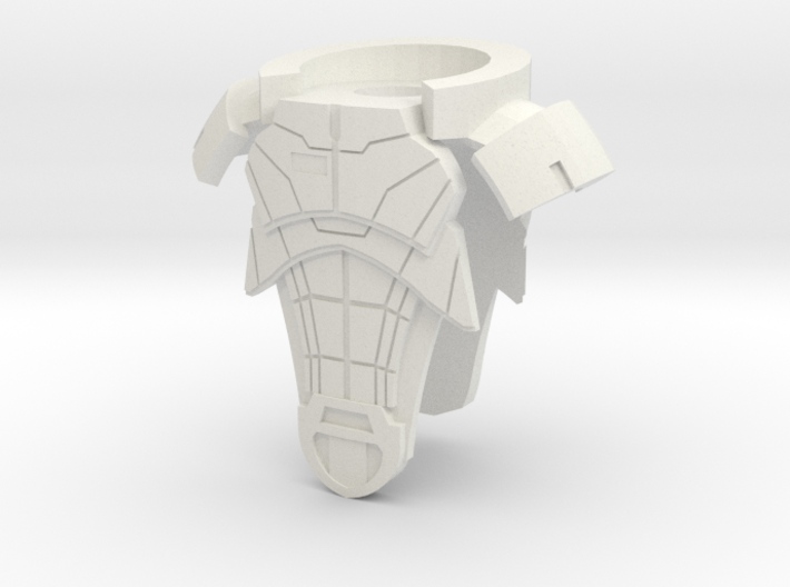 Allied7 Armor 3d printed