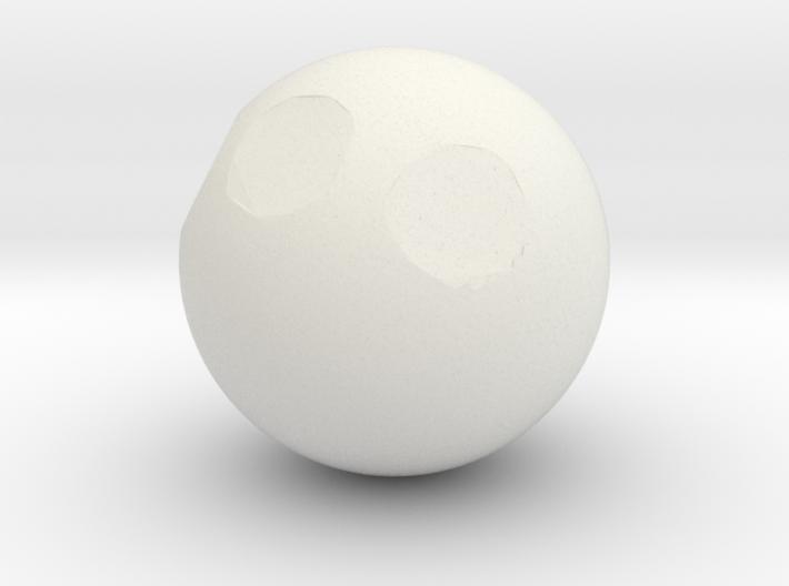 Sphere1 (copy) 3d printed