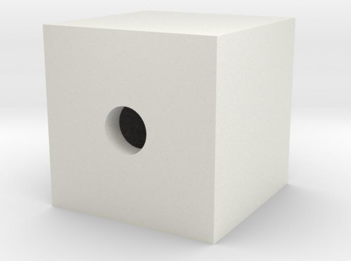 Hollowcube-rename 3d printed