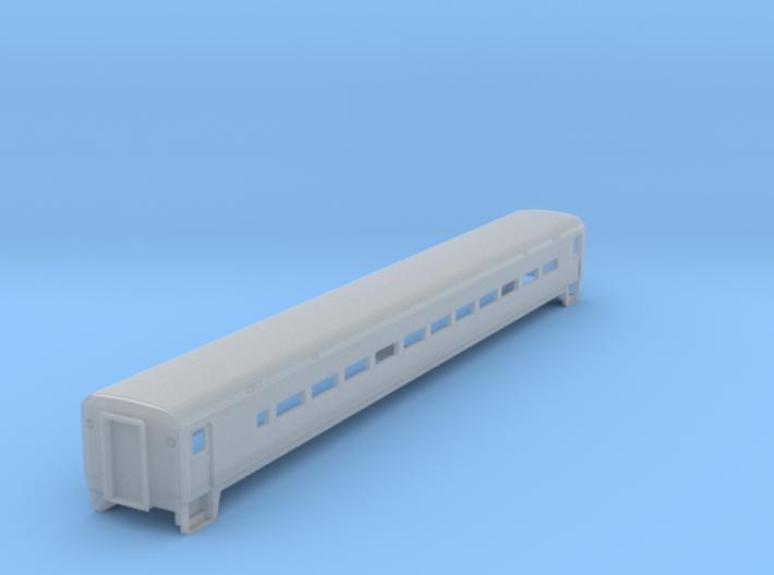 Amtrak Horizon Coach V2 Doors 3d printed