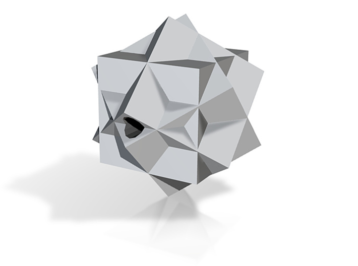 Copy of tricub 01 3d printed