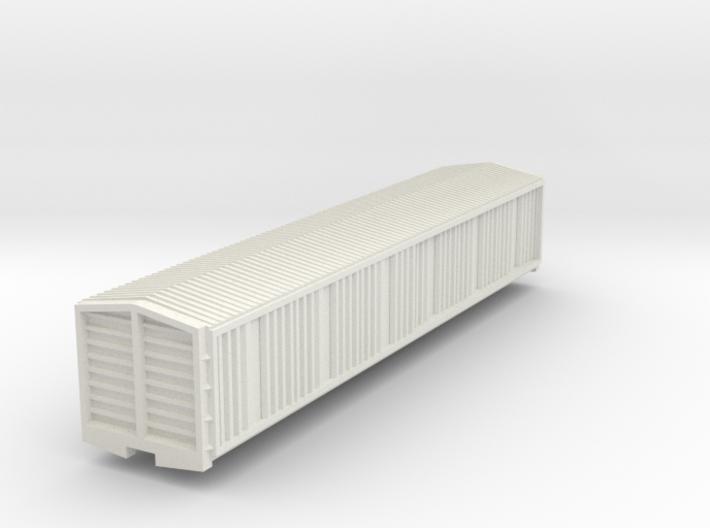 1:87 Scale NZR ZM 3d printed