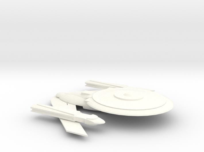 Excalibur-class 3d printed