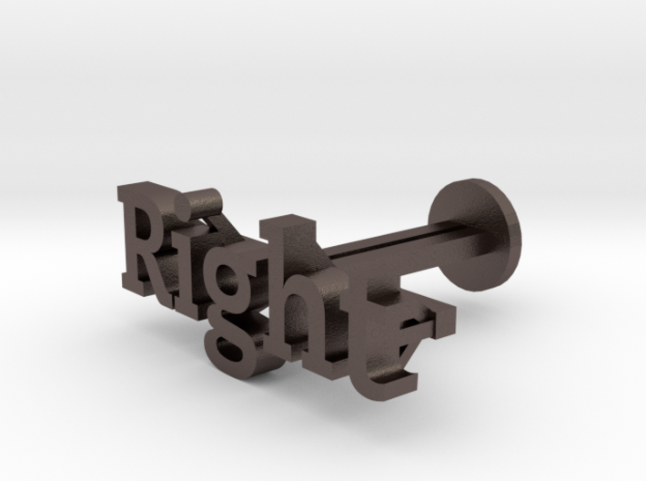 Right 3d printed
