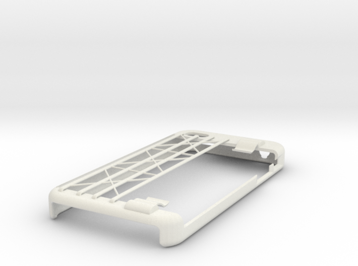 Business Card Holder iPhone Case 3d printed