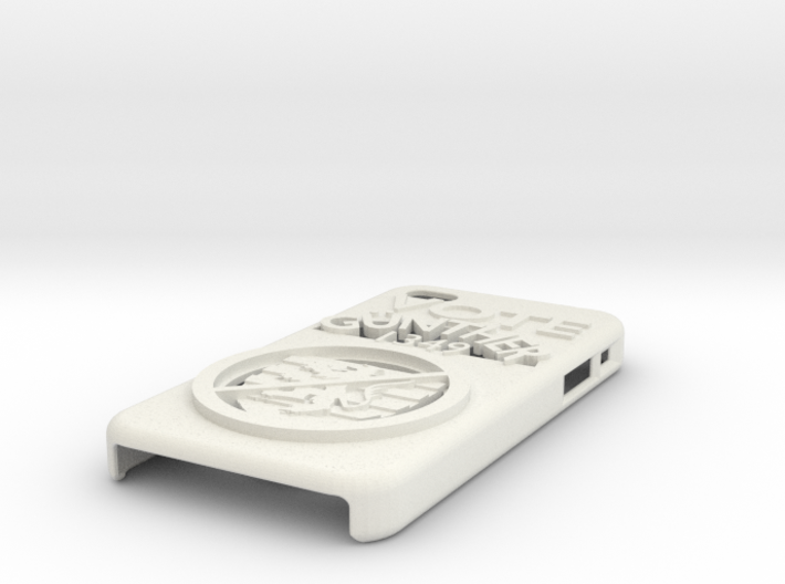 Vote Gunther iPhone Case 3d printed