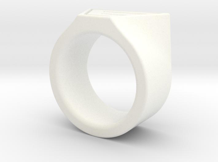 Dr Evil Ring Size 11 3d printed