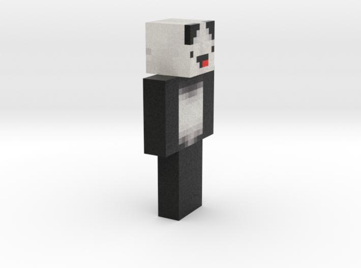6cm | TieDyePanda 3d printed