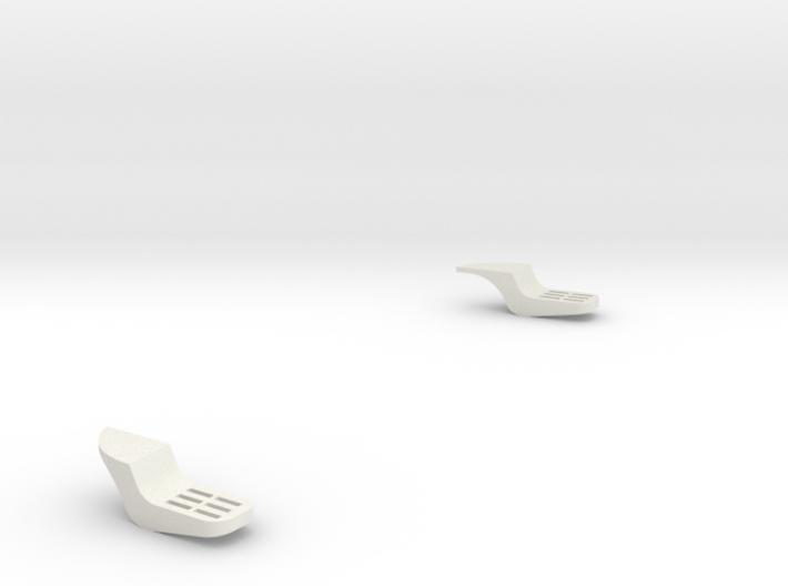Foot-steps 3d printed